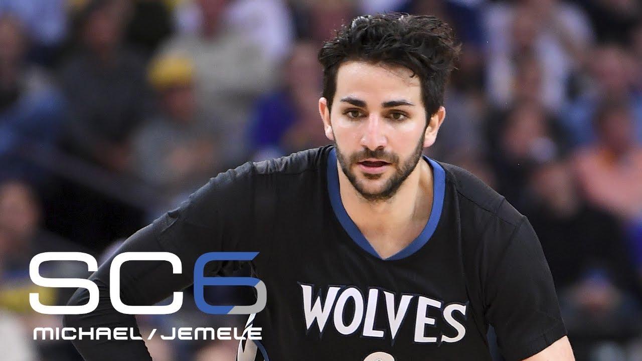 Timberwolves trade Ricky Rubio to Utah