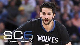 Timberwolves Trade Ricky Rubio To Jazz | SC6 | June 30, 2017