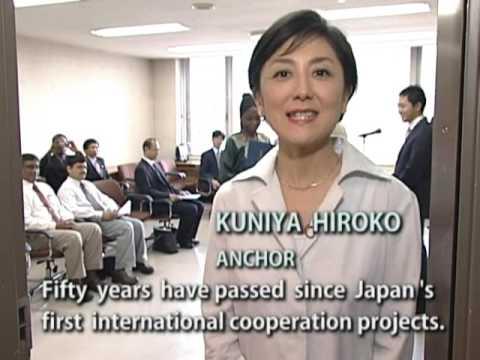 International Cooperation of Japan(5/5)