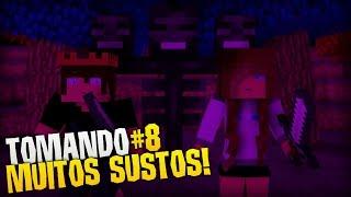 AVENTURA SEM FIM - TOMANDO SUSTOS! #8