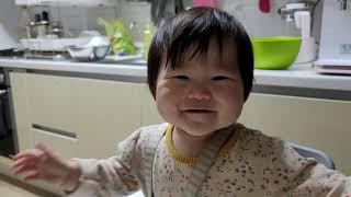 [생후10개월] 이유식먹방이다비