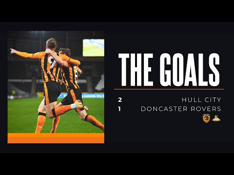 Hull Doncaster Goals And Highlights