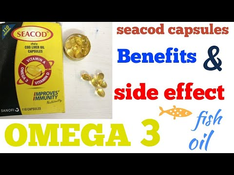 side effects of fish oil pills omega 3