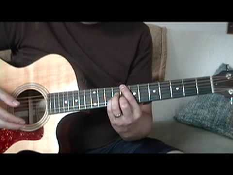 Moondance Guitar Tutorial Part1