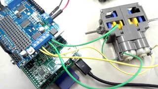 Raspberry PiでArduino用シールド by shif0330 on YouTube
