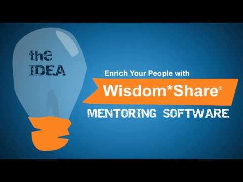 Wisdom Share® Mentoring Software