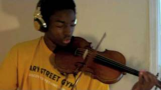 Justin Bieber - Somebody To Love (Violin Cover by Eric Stanley)