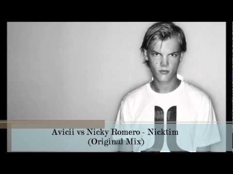 Avicii vs Nicky Romero - Nicktim (Original Mix)