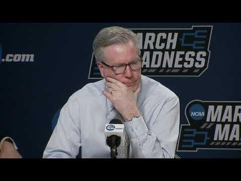 Press Conference: Iowa Second Round Postgame