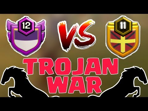 LIVE TROJAN WAR