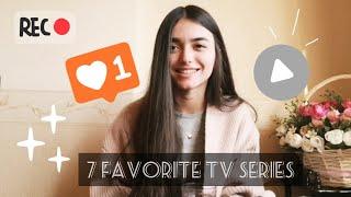 7 любимых сериалов | 7 favorite TV Series