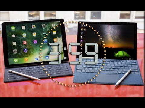 Are you an iPad Pro or Surface Pro?  (The 3:59, Ep. 245)
