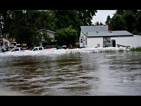 Nuclear Event, Cooper Plant NE, Spencer Dam Breaks, Offutt AFB Flooded, Latest