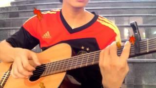 Khoảnh khắc - guitar by Tik Tăk