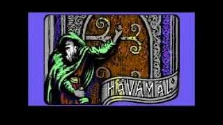 OFFENCE 2015 HÁVAMÁL (C64)