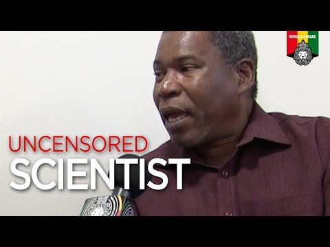 Exclusive rare Interview Scientist speaks Uncensored