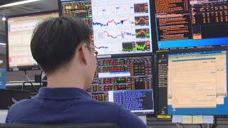 상위 10개 종목 시가총액 100조원 증가 / 연합뉴스TV (YonhapnewsTV)