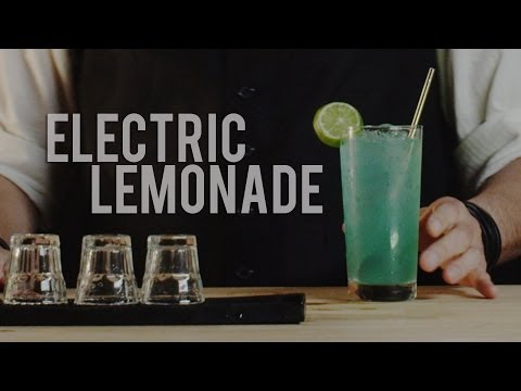 How to Make The Electric Lemonade - Best Drink Recipes