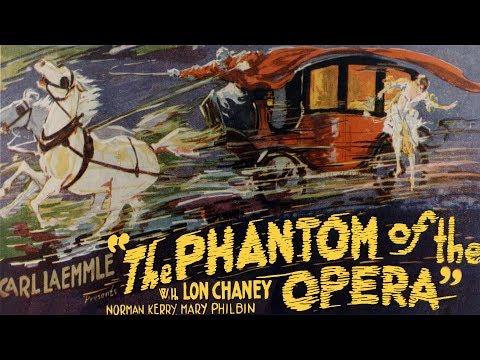 PHANTOM OF THE OPERA Loy Cook Score