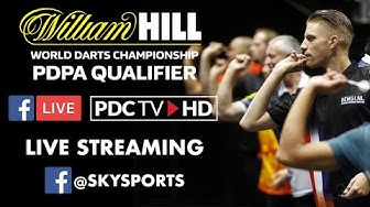 PDPA World Darts Championship 2018 Qualifier
