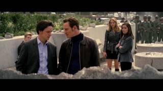 X戰警 第一戰  X-Men: First Class  2011  電影預告  劇情片段  2.