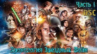 Хронология Звёздных Войн||Часть I - От Большого взрыва и до событий I-го эпизода