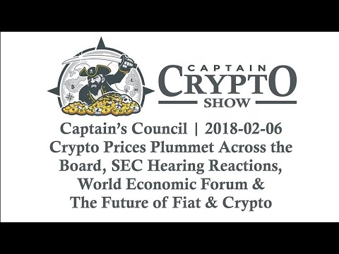 Captain's Council (Beginner) | Crypto Prices Plummet, SEC He
