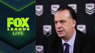 ARLC Chairman Peter V'landys responds to players ten demands