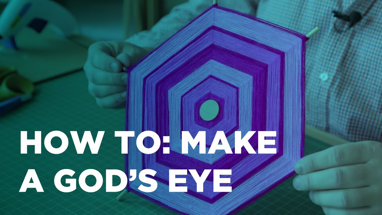 picture about God's Eye Printable Instructions named How toward Create a Gods Eye