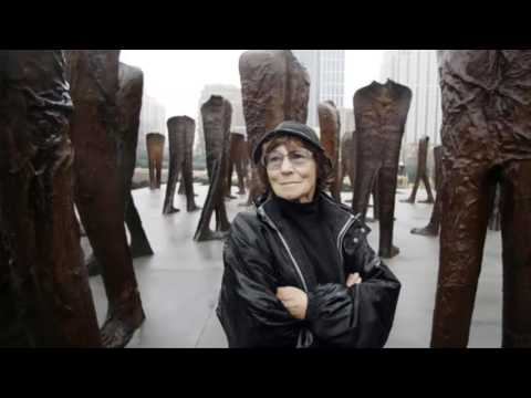 Magdalena Abakanowicz, Polish artist behind headless sculptures in Grant Park, dies at age 86