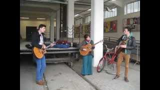 Getting nowhere - Sidewalk Sounds cover - Streetmusic