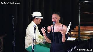 Danza Ñañiga - afro jazz (cover) - Sandor's Trio