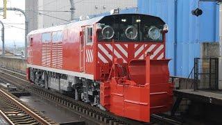 20170213~0222 北陸本線 キヤ143試運転や特急・北鉄電車など