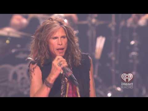 Aerosmith Live at iHeartRadio Music Festival 2012-9-21