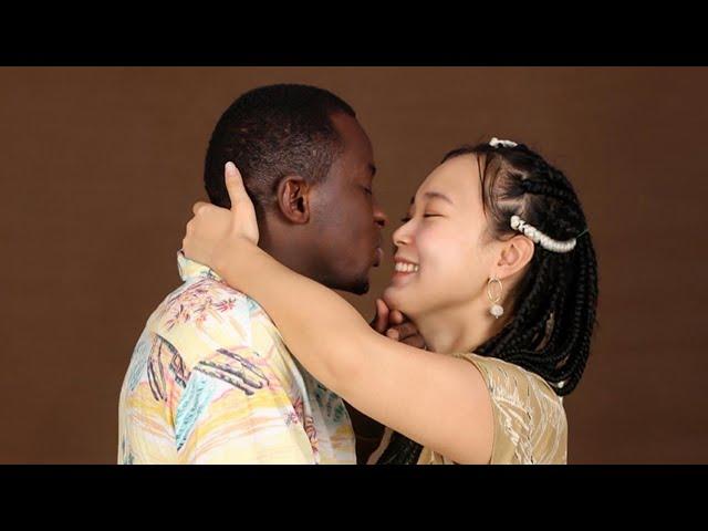 J'ai épousé un Noir et mes amis m'ont abandonnée - Couple Corée Nigéria