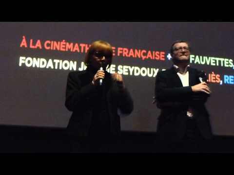 """Stéphane Audran à propos du """"Boucher"""" - 6 février 2016"""