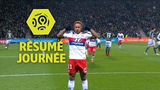 Résumé de la 12ème journée - Ligue 1 Conforama / 2017-18