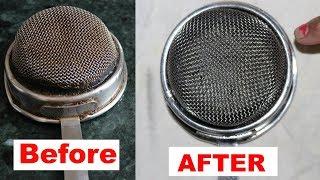Chai channi/Tea Strainer-चाय छनी कैसे साफ करें Chai chani ko kaise Saaf Kare-Tips For Cleaning
