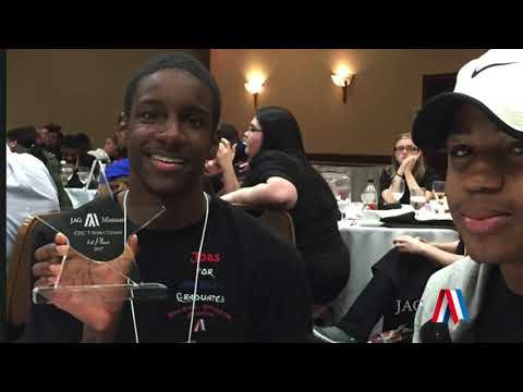 Transforming Lives: JAG Student Leadership Academy