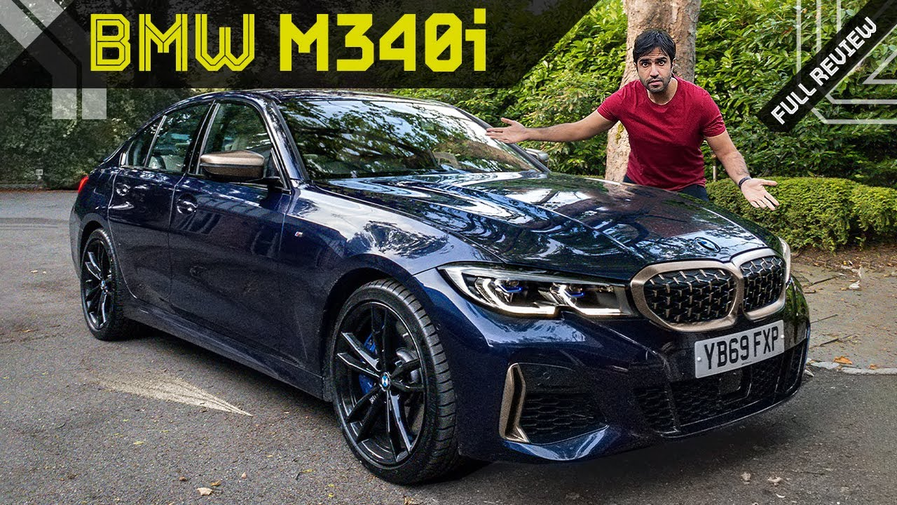New BMW M340i! All the BMW you'll ever need? Full Review!