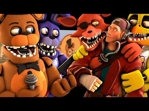 [SFM][FNAF] Welcome to Freddy Fazbear's Pizza