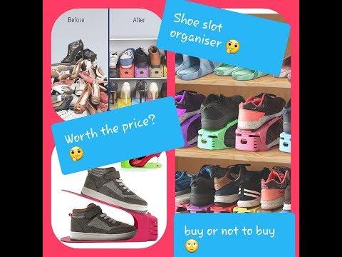 Shoe Rack Organiser/where To Buy /affordable?