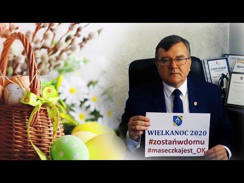 Życzenia wielkanocne wójta gminy Międzyrzec Podlaski