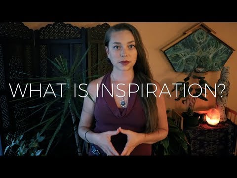 What Is Inspiration?