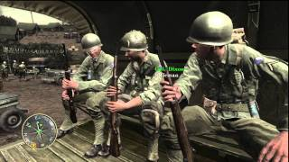 Call of Duty 3 Campaign Walkthrough Part 1 HD