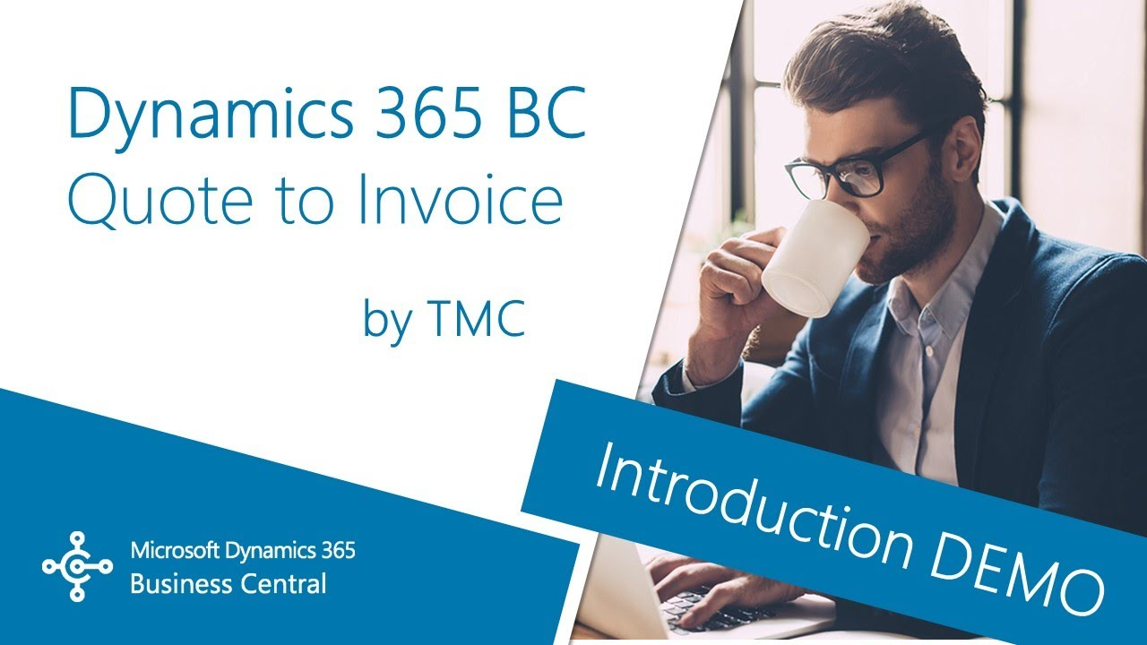 Dynamics 365 business central Videos for SMB's: Role-Based