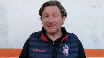 Mister Stroppa al termine di #VeneziaCrotone 1-3