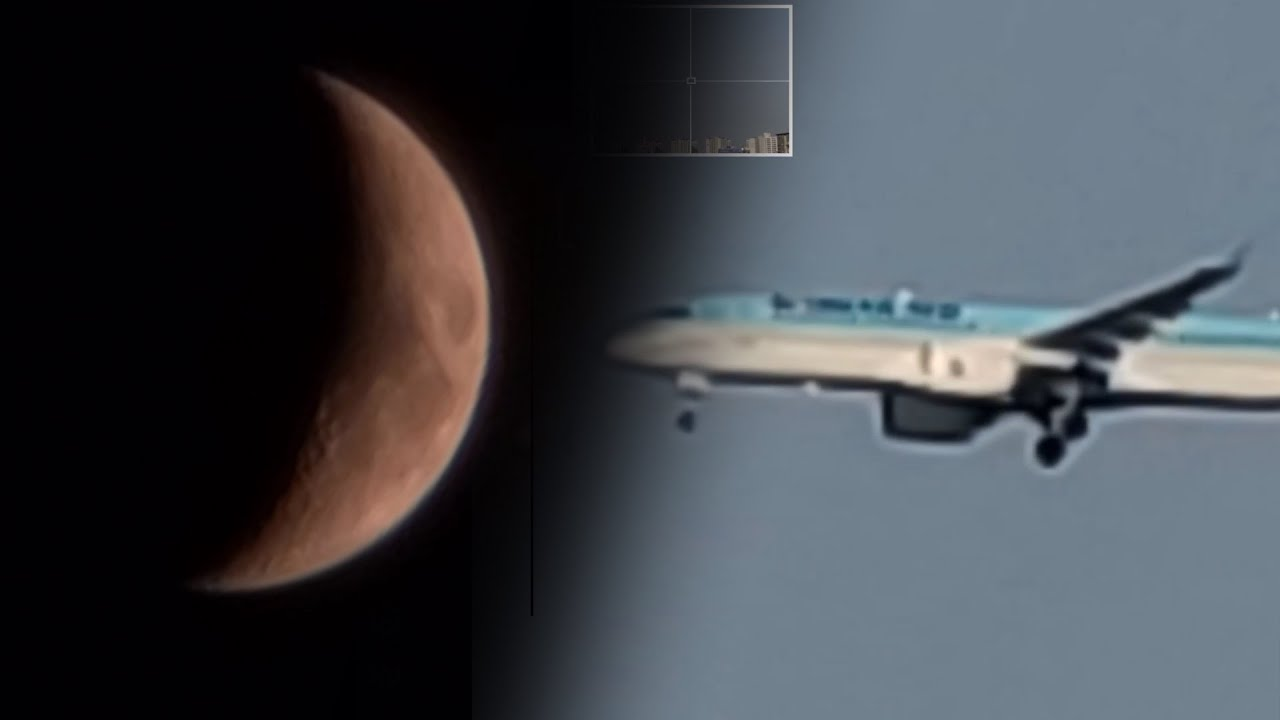 Shooting The Moon With Samsung S20 Ultra - 100x SpaceZoom, a Gimmick or Legit?