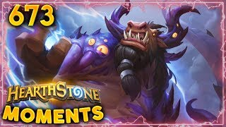 Evolution MADNESS!! | Hearthstone Daily Moments Ep. 673