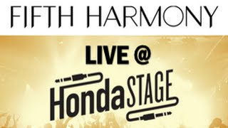 Fifth Harmony - Live on the Honda Stage at the iHeartRadio Theater LA (Audio)